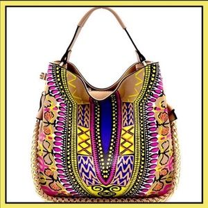 Handbags - Boho Satchel / Bag